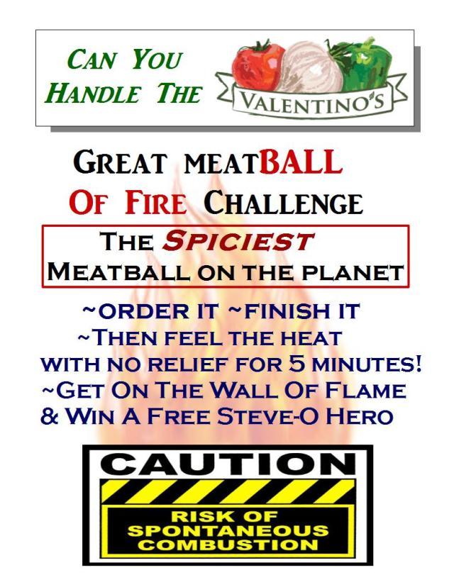 meatBallOfFire