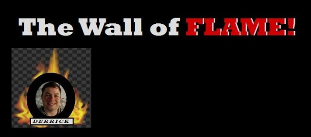 Wall Of Flame Master